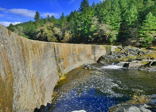 Fielder Dam